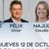 12 de Octubre: Panel de candidatos a diputados nacionales
